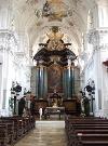Wallfahrtskirche St. Maria auf dem Schönenberg bei Ellwangen/Jagst  - @ Autor: Dr. Konrad Lechner  - © Quelle: Hohenlohe + Schwäbisch Hall Tourismus e.V.