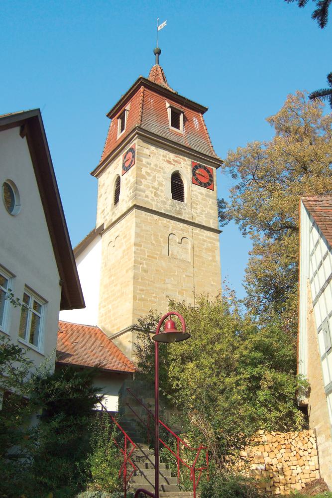 Kirche in Rot am See  - @ Autor: Dr. Konrad Lechner  - © Quelle: Hohenlohe + Schwäbisch Hall Tourismus e.V.