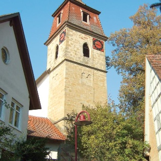 Kirche in Rot am See