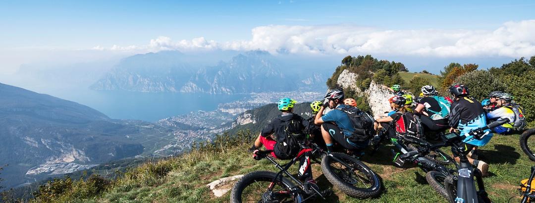 EMTB Adventure @ Garda Trentino 2017