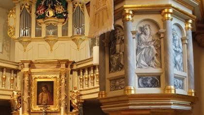 weihnachtliche Orgelmusik - Konzert in der Schlosskapelle von Schloss & Park Lichtenwalde