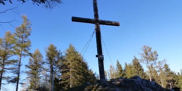 Patscha Gipfelkreuz