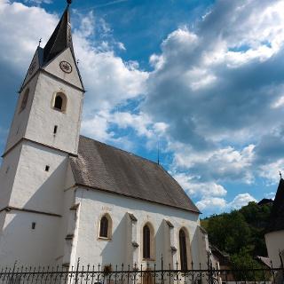 Pfarrkirche Geisttal