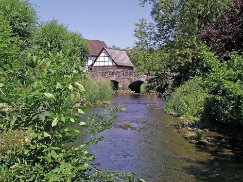 Balve: Rund um die Luisenhütte in Wocklum