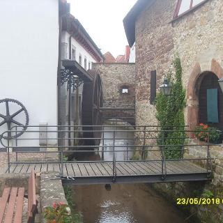 Mühle in Großkarlbach