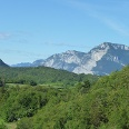 Blick von Terlago nach Süden
