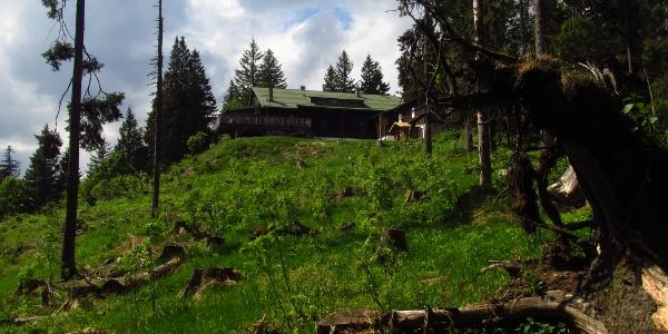 Alte Falkensteinerhütte, erneuert 2018/19