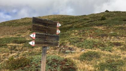Bergstation der Schwemmalmbahn
