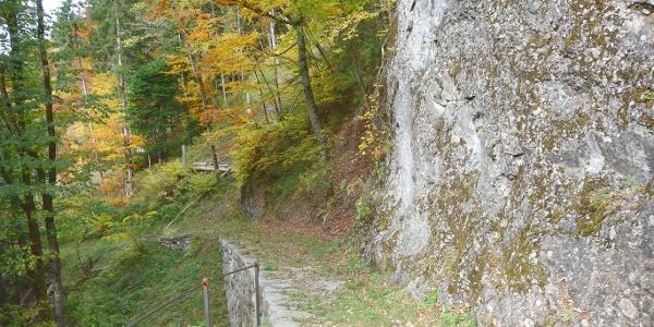 Historischer Frutteggweg