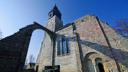 Klosterkirche Thalbürgel