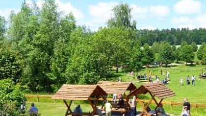 Sommerfest im Weidegut Colmnitz