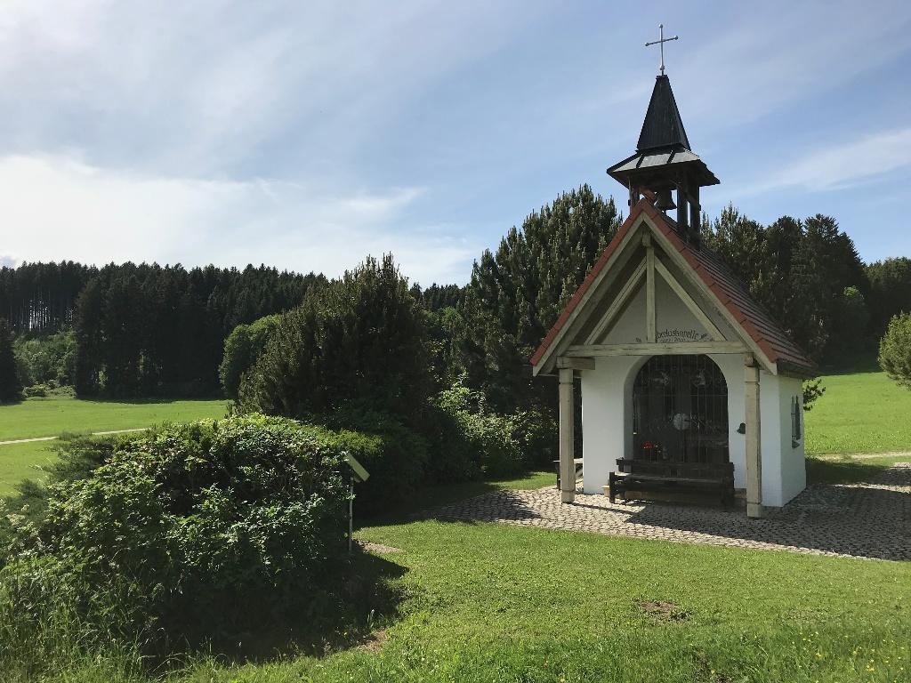 Hubertuskapelle bei Altenstadt (Andreas Klausmann)