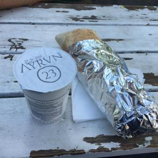 Falafel Humbaba (#1)