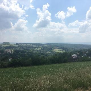 Blick über Rückersbach