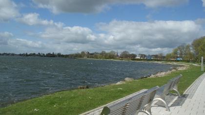 Blick auf den Banter See