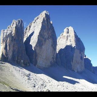 Wanderung um die Drei Zinnen - Südtirol
