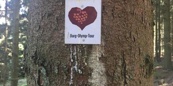 Burg-Olymp-Tour