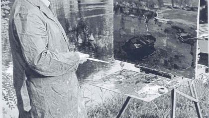 Schwarzwaldmaler Wilhelm Kimmich