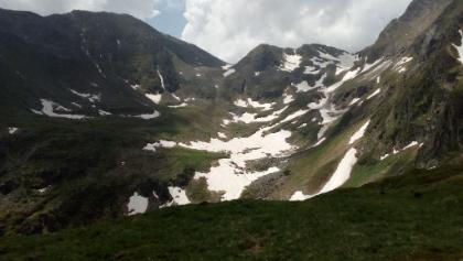 Schneeschmelze in den Wölzer Tauern