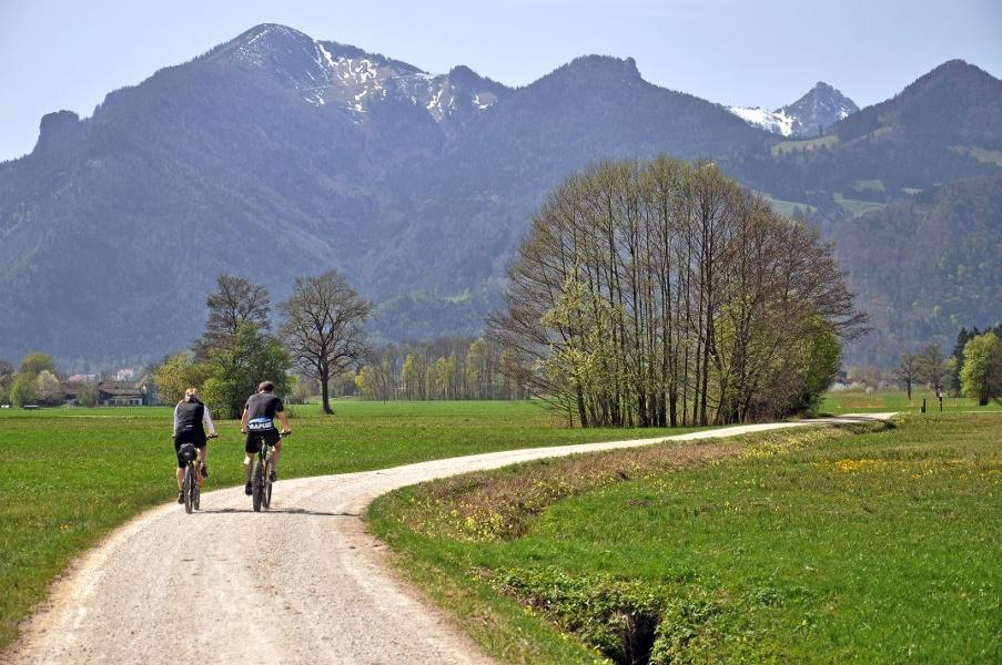 Radwandern Rund um Grassau und Rottau - genial vital Tour 1b
