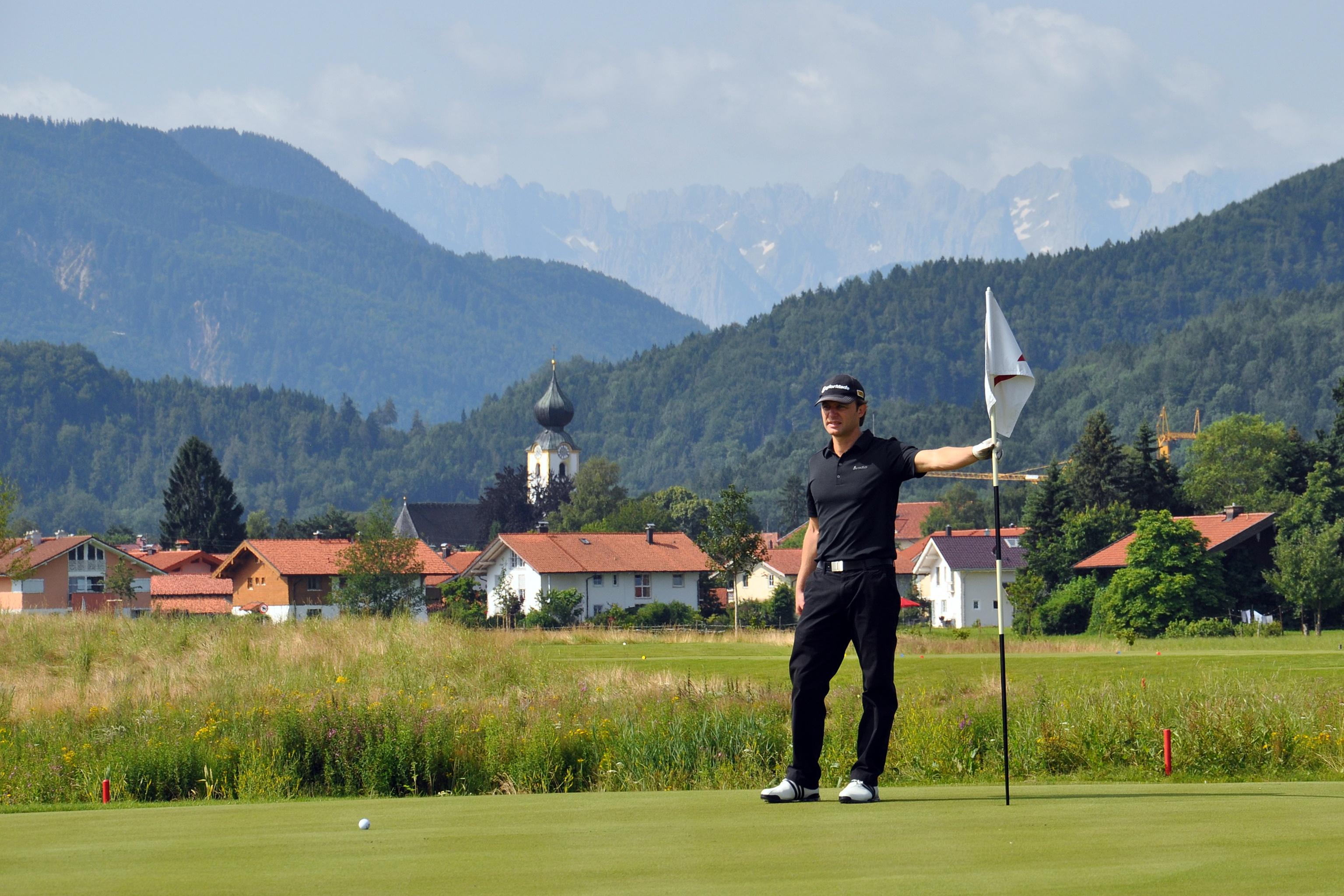 Am Golfplatz Grassau