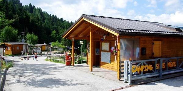 CAMPING SOLE NEVE • Campingplatz » outdooractive.com