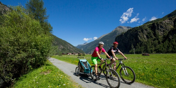Ötztal Cycle Trail