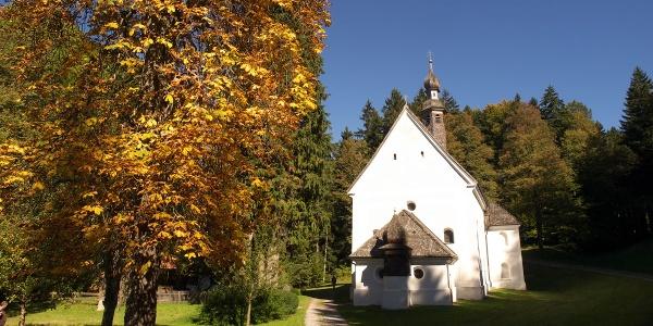 Wallfahrtskirche Mariä Heimsuchung in Kirchwald