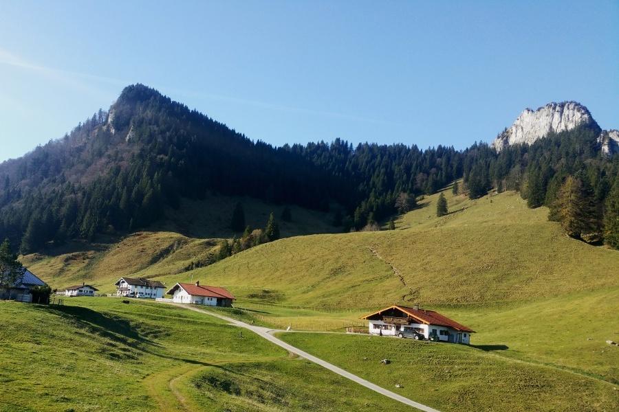 SalzAlpenTour - Chiemsee-Alpenland Etappe 2 (gemütlich)