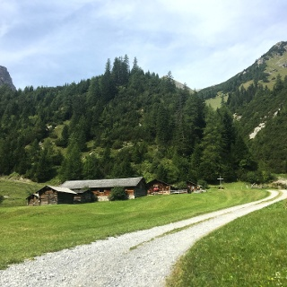 Untere Brüggele Alpe