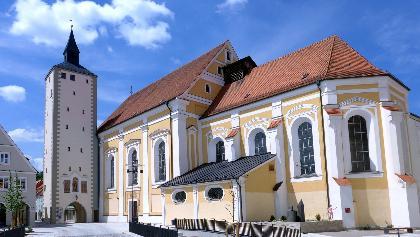 Jesuitenkirche Mariä Verkündigung