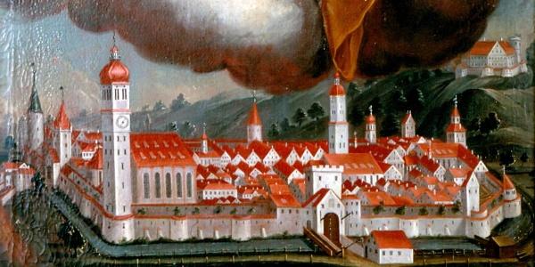 Mindelheim um 1790