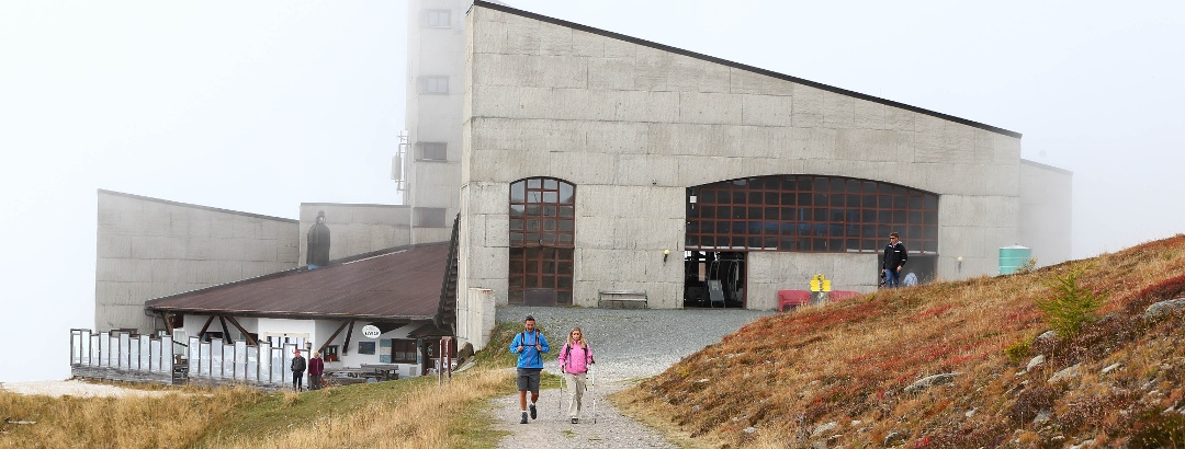 Kaiserburg Bergstation