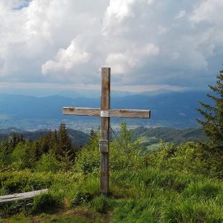 Gipfelkreuz Schwarkogel