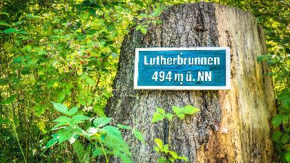 Lutherbrunnen bei Tambach-Dietharz