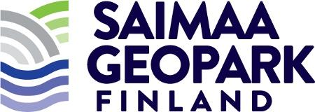 Logo Saimaa Geopark