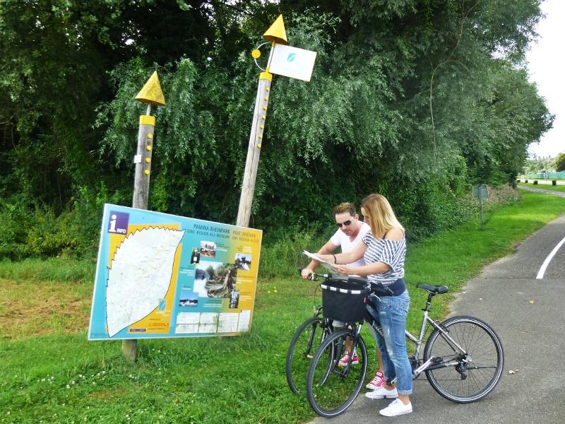 Rundradweg PAMINA-Rheinpark Süd