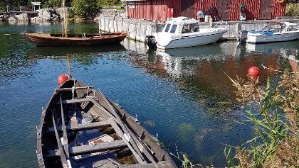 Brännskär living archipelago village