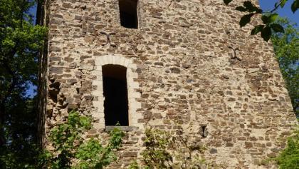 Der Donjon der Wensburg