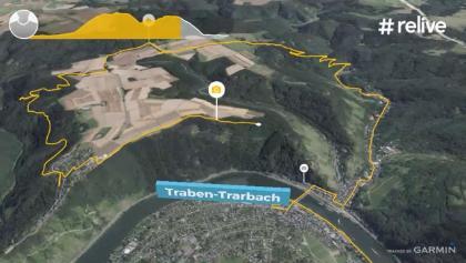 MTB Zwei-Täler Tour Traben-Trabach Moezel