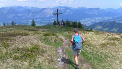 Gipfelblick ins Inntal