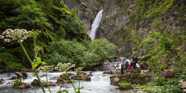 Gößnitzwasserfall