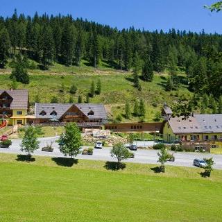 Gasthof Moasterhaus im Sommer