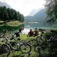 E-Bike am See