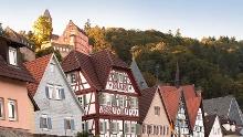 Obernburg-Hirschhorn: Mümlingtal-Radweg - Vom Main zum Neckar durch den Odenwald