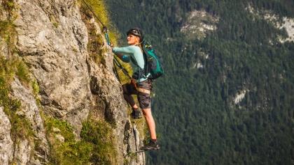 Tagestour I Klettersteig am Grünstein