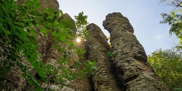 Die Basaltorgeln