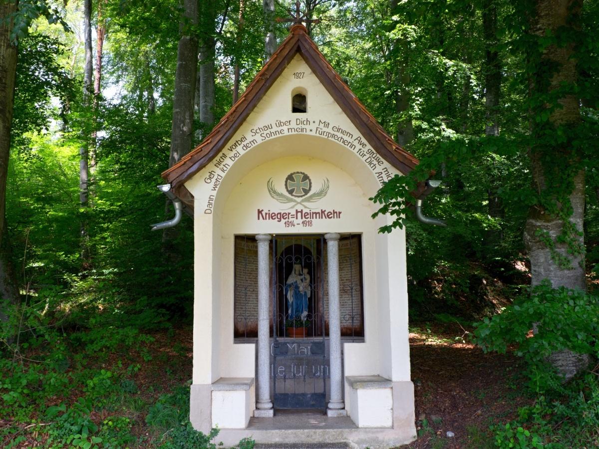 Krieger-Heimkehr Kapelle