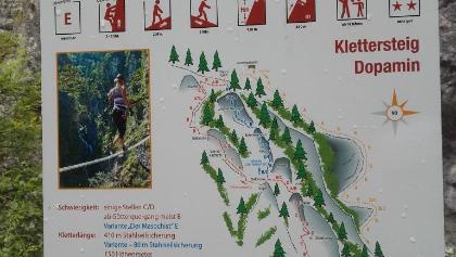 Klettersteig Map : Galitzenklamm klettersteig dopamin u aktuelle bedingungen