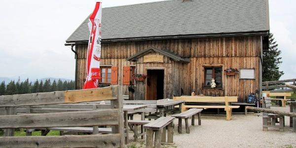 Halter-Hütte Brach 1468m